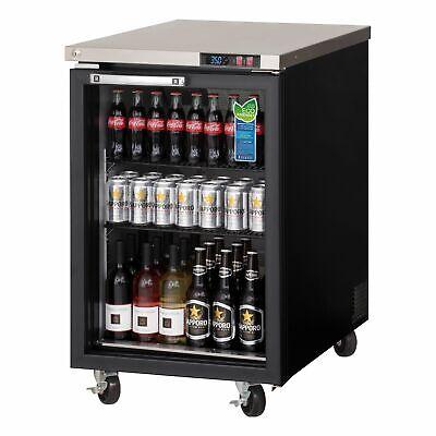 Everest Ebb23g 23 Refrigerated Back Bar Cabinet
