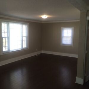 stunning 4 bd open concept with double car garge and fenced yard
