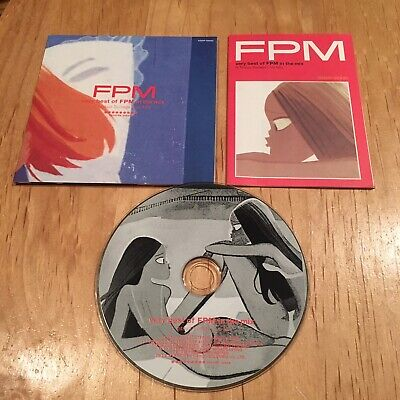 Very Best Of FPM In The Mix - A Tatsuo Sunaga Live Mix CD COCP-50433