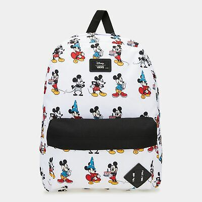 VANS X DISNEY Mickey Mouse Limited Edition Old School II Backpack/ Rucksack BNWT