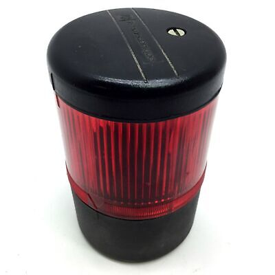 Telemecanique Xva-lc3 Red Stack Tower Light Indicator Signal 220v 7w Max