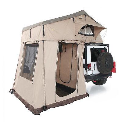 Smittybilt 2883, 2888 (IN STOCK) Overlander XL Roof Top Tent w/ Annex & Mattress