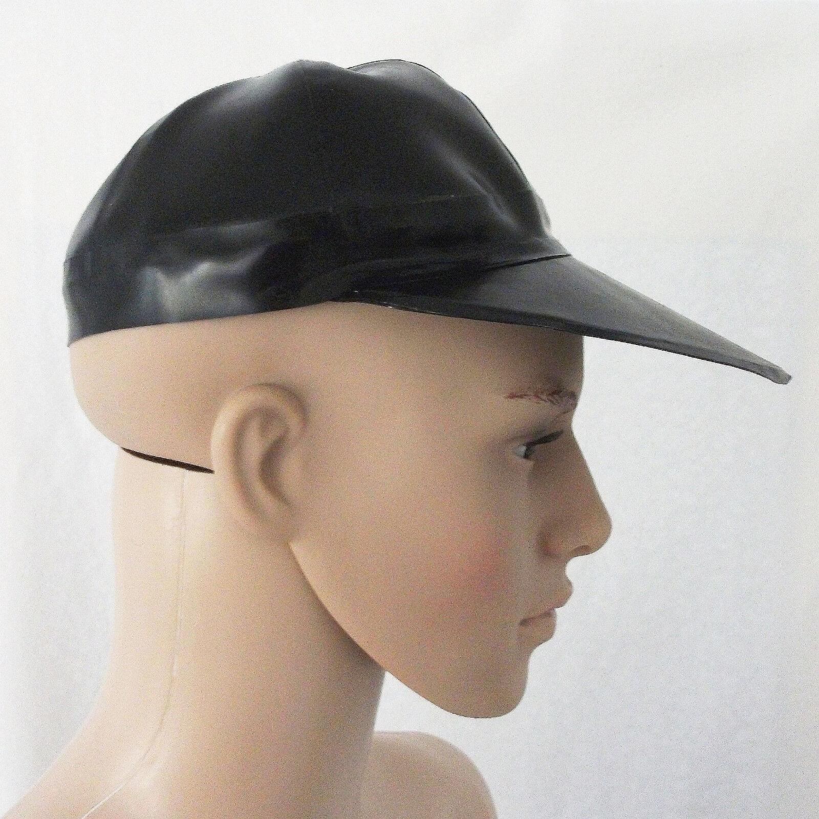 Latex Basecap Kappe