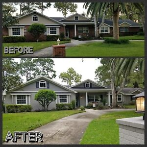 Interior and exterior painting ..