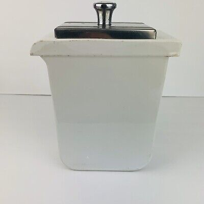 Hall Stanley Knight K-12 Vtg Soda Fountain Shop Wild Cherry Syrup Dispenser