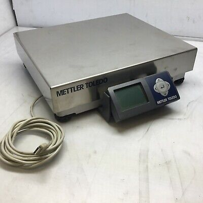 Mettler Toledo Bc 150lb Electronic Scale