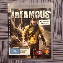 Infamous PS3 Game Berwick Casey Area Preview