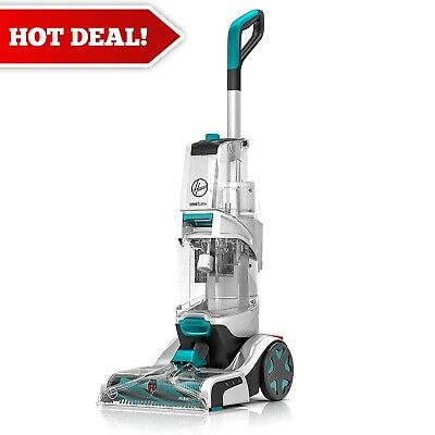 Hoover FH52000 Smartwash Automatic Carpet Cleaner Machine (Turquoise)