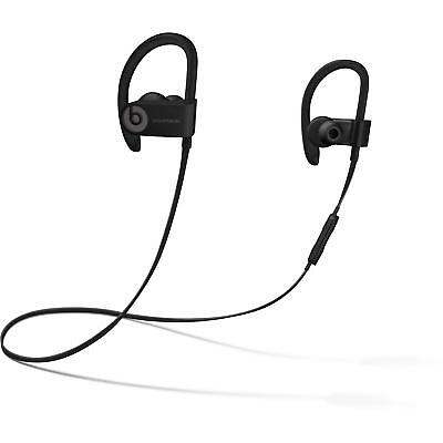 Apple Beats Powerbeats3 Wireless Black In Ear Headphones ML8V2LL/A