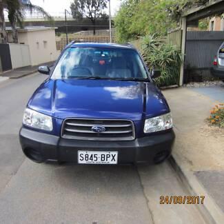 Subaru Forester 2003 Adelaide CBD Adelaide City Preview
