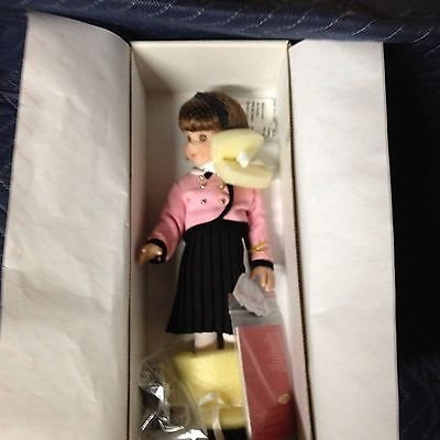 Betsy McCall Perfectly Suited Doll By Robert Tonner-1999-NIB
