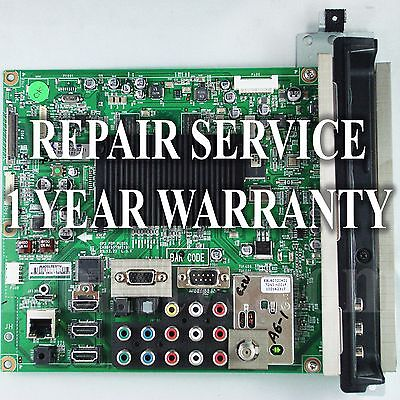Repair Service LG Main Board EBR61125901 for 50PX950-UA with a 1 YEAR WARRANTY