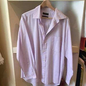 13 Men's Designer Business Shirts - Size 43/94 approx Dalkeith Nedlands Area Preview