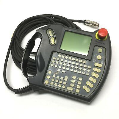 Staubli Sp1 D 211 399 02 Manual Robot Control Programming Teach Pendant Terminal