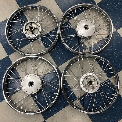 Cycle Kart Honda CT 90 Wheel Set 2 Front and 2 Rea