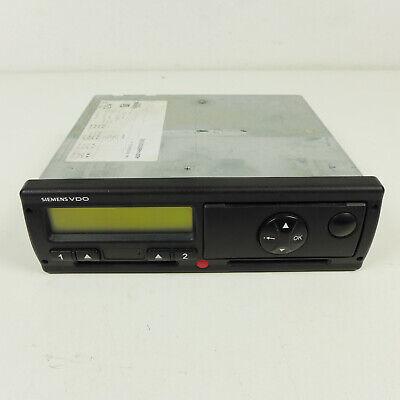 Fahrtenschreiber Tachograph Mercedes Sprinter W906, A0014463033, VDO, 1381, 12V