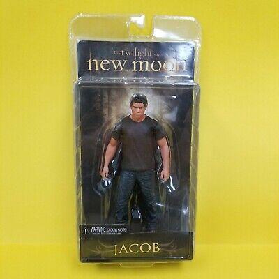 Jacob Twilight New Moon Action Figure Reel Toys Neca NEW/FACTORY SEALED