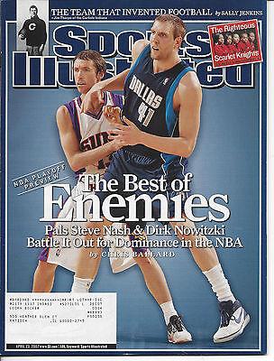 Sports Illustrated 4/23/2007