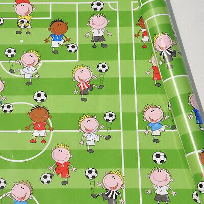 für Kinder - Fußballfeld (Fußball-feld Papier)