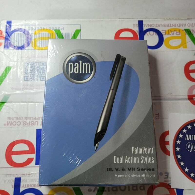 Stylus Palm Pilot Palm Point Dual Action Stylus for Palm III, V, & VII Series