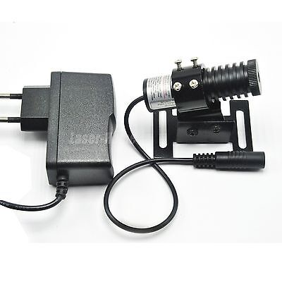 Focusable 850nm 100mw Ir Infrared Dot Laser Diode Module W 5v Adapter  Holder