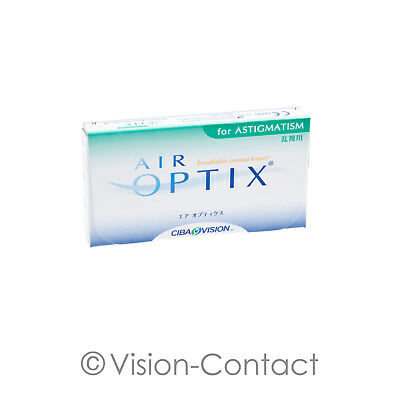 Alcon Air Optix for Astigmatism 3er Box