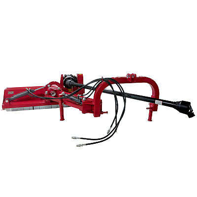 Titan 48 3-point Offset Flail Ditch Bank Mower