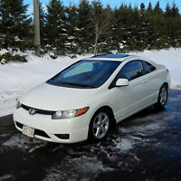 2007 Honda Civic EX (Coupe)