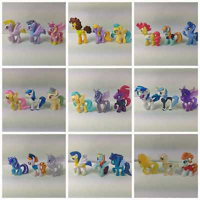 UP 70 kinds My little pony Blind Bag friendship is magic Girl Toy Gift to Select](Pokemon Gift Bags)