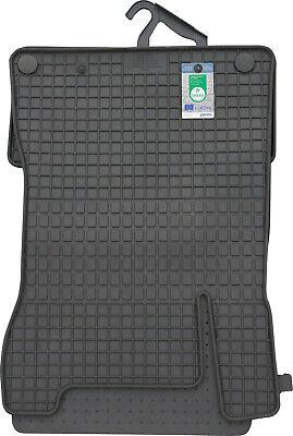 PETEX Gummimatte 4-teilig schwarz für Mercedes GLA (H247) ab 04/2020 Passform
