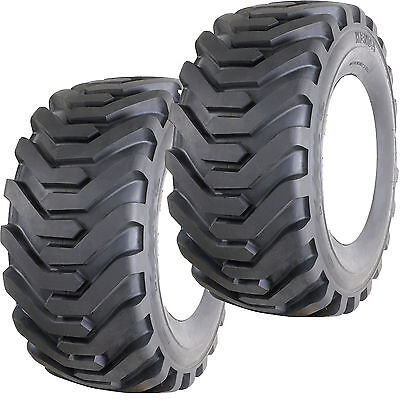 Two 26x12.00-12 Compact Tractor Tire R-4 For Some John Deere 4wd Kenda K514 4ply