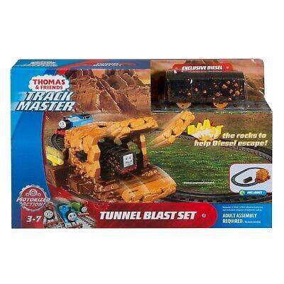 Fisher Price Thomas & Friends, Trackmaster Tunnel Blast Set, NIB