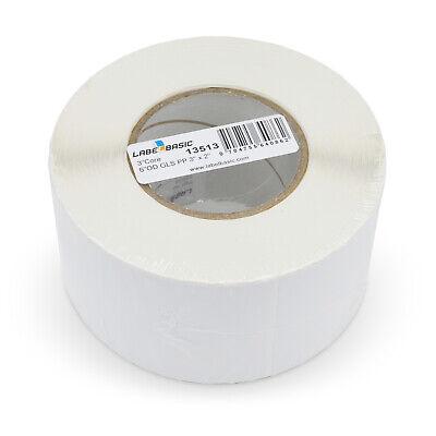 Labels For Primera Lx910 Printer 3 X 2 1550 Glossy Polypropylene Labels Per...