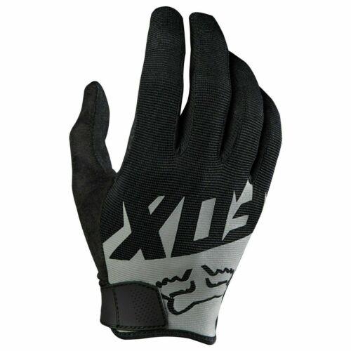 Fox Racing Mens Ranger Gloves Racing Mountain Bike BMX MTX BLACK/GREY