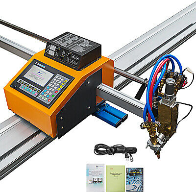 Portable 63x236 Effective Cutting Cnc Machine For Plasmagas Cutting Equipment