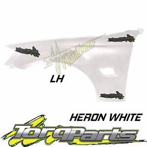 REPLACEMENT LH GUARD HERON WHITE SUIT VE COMMODORE HOLDEN 06-13 F Bayswater Knox Area Preview