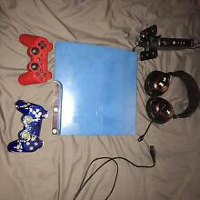Custom Painted PS3, 1 Mod Controller, PX5 Headset!! Paralowie Salisbury Area Preview