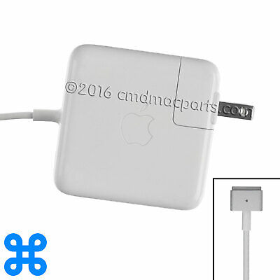 """OEM 45W 2 MAGSAFE POWER ADAPTER A1436 AC Wall Charger MacBook Air 11"""" 13"""""""