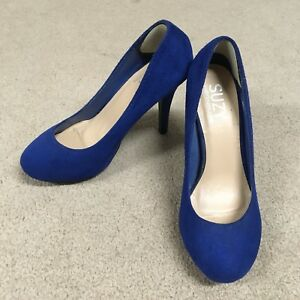 Suzy Shier High Heels Shoes Size 6