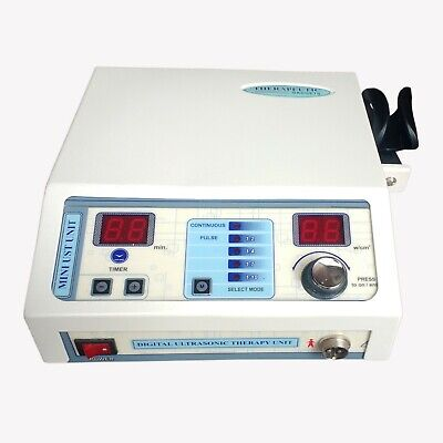 Ultrasound Therapy Unit Pain Relief Physiotherapy 1mhz Electrotherapy Machine