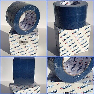 Hxtape Professional Blue Painters Tapeeasy And Clean Removal Trim Edge 3-pack