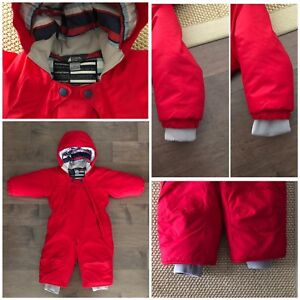 FS: MEC Toaster Suit size 6 months $40 LIKE NEW