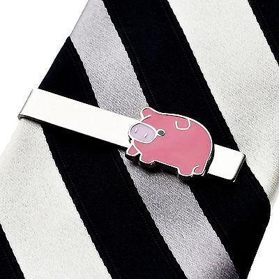 Pig Tie Clip