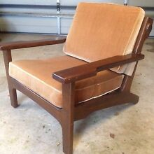 Vintage Fred Lowen Tessa T5 armchair Mays Hill Parramatta Area Preview