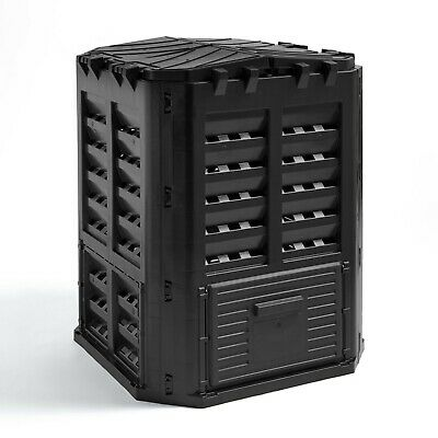 VonHaus 360L Composter – Environmental Garden Recycling Waste Bin