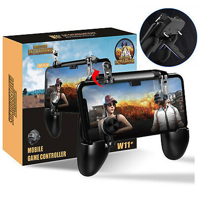 PUBG Mobile Wireless W11+ Gamepad Remote Controller Joystick for iPhone Android segunda mano  Embacar hacia Argentina