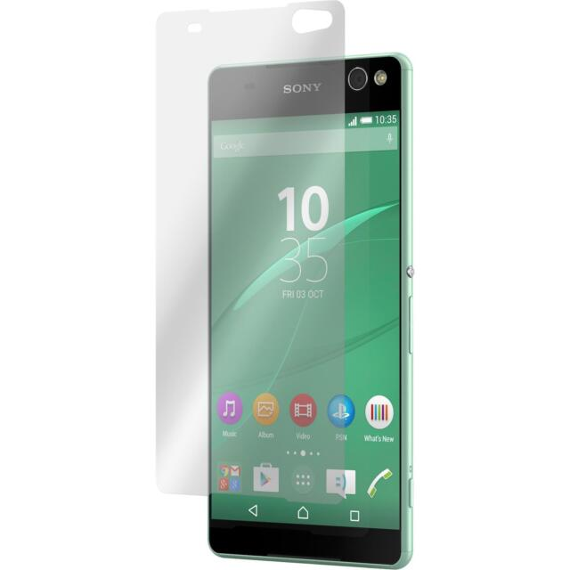 2 x Sony Xperia C5 Ultra Protection Film clear