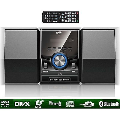 DVD Player / Mini Hi Fi System with USB Input and Bluetooth
