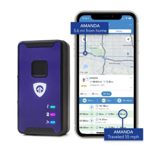 Spark Nano LTE Micro Mini GPS Tracker - North America Car Kids Family Track