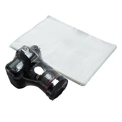 Wowxyz 10x14 Inch 50 Pcs Shrink Wrap Bags Large Pvc Clear Heat Shrink Wrap Fo...